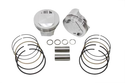107 Twin Cam Forged Piston Set