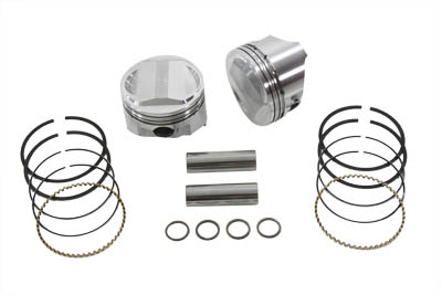 "88"" Twin Cam Piston Set Standard for 1999-2006 Big Twins"