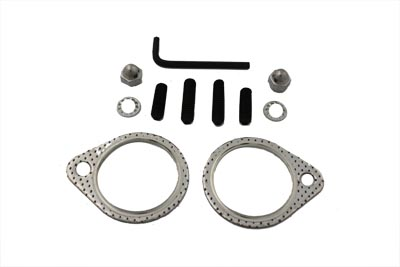 Exhaust Stud Nut and Gasket Kit
