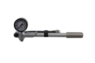 Manual Shock Pump Tool with Gauge