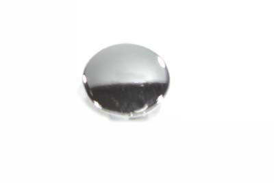 "3/8"" Allen Hole Plugs Chrome - 100 Pack"