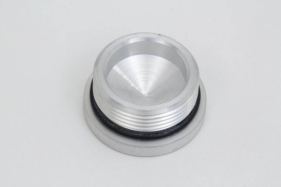 Primary Cover Filler and Clutch Hole Cap for XL 1986-1990