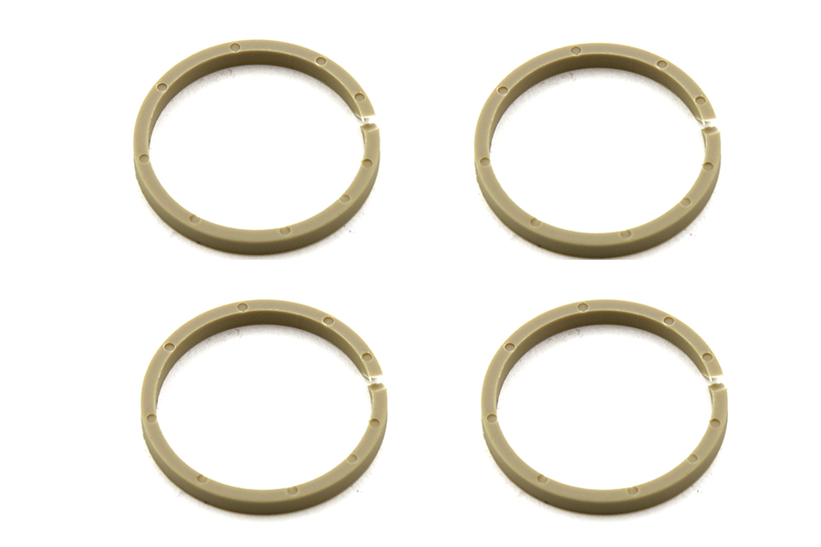 Showa 41mm Nylon Fork Tube Rings for 1977-2005 Big Twin