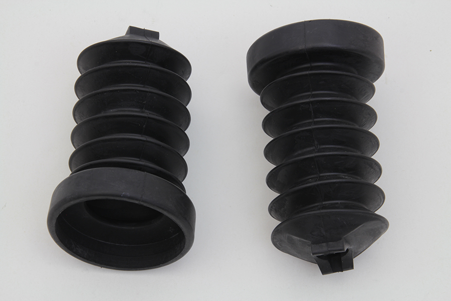 Rear Shock Boot Set for FLT 1997-2012 Tour Glide