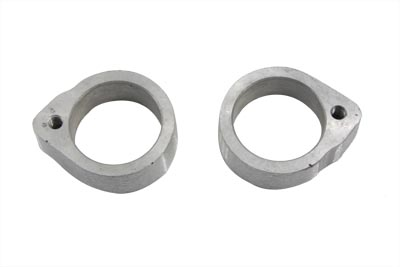 Aluminum 1966-1984 Shovelhead Exhaust Port Repair Flanges