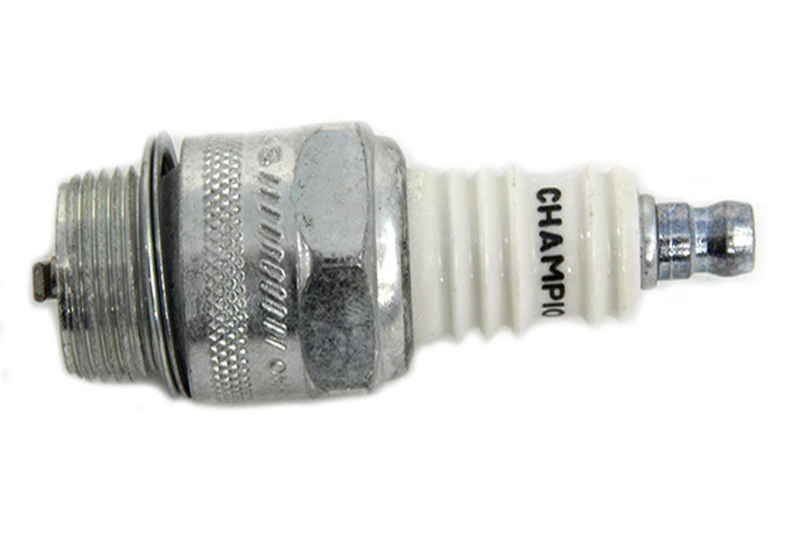Champion 18mm Spark Plugsc for 1929-1952 Knuckle & 45""