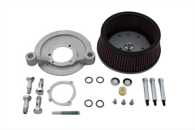 Harley 1993-1999 FLT FXST Big Sucker Stage II Air Filter Kit