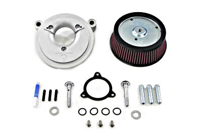 Harley FLT 2008-UP Touring Big Sucker Stage 1 Air Cleaner Kit