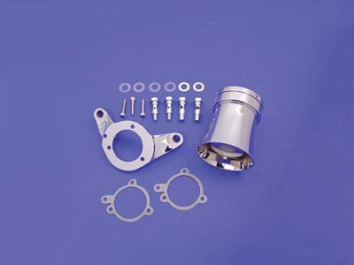 Billet 1992-up TC-88 & S&S E Carb Velocity Stack Air Cleaner Kit