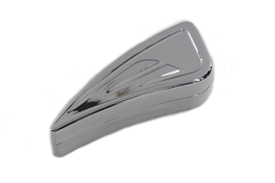 Sweeper Air Cleaner Chrome Billet