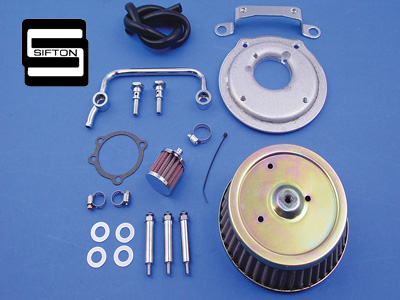 Sifton Performance Air Cleaner Kit for 1999-2007 Big Twins