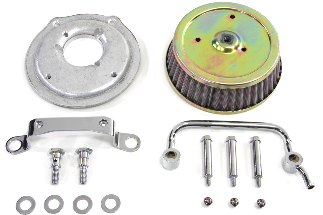 Sifton Performance 1999-2007 Big Twins Air Cleaner Kit