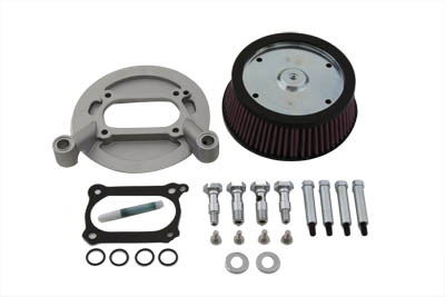 Harley 1999-2007 FLT Tour Glide Big Sucker Hi-Flow Air Cleaner Kit