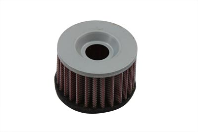 Maltese Air Cleaner Filter for Big Twins, XL & Customs