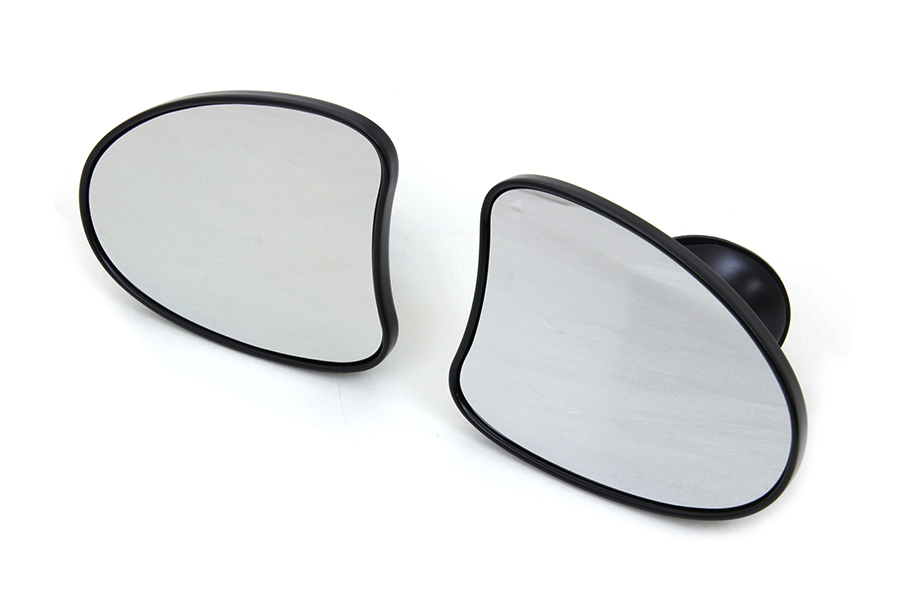 FLT 2014-UP Mini Fairing Mirror Set Black