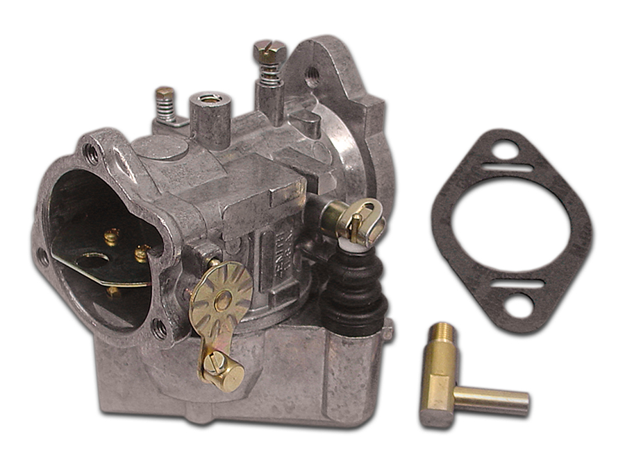 Cast 1972-76 Big Twin & XL Sportster 38mm Bendix Carburetor
