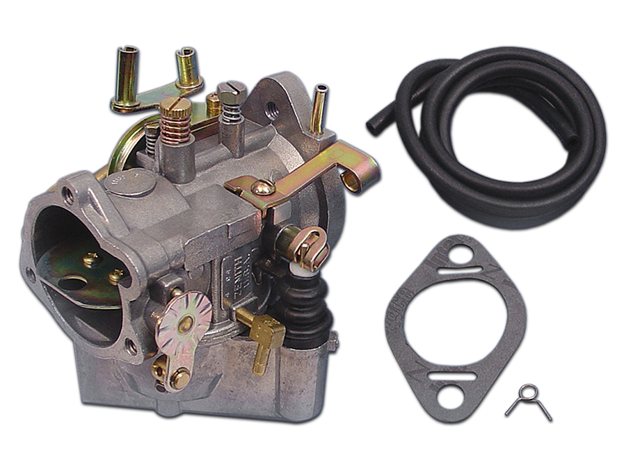 Bendix Cast 1972-89 Big Twins & XL 40mm Adjustable Carburetor