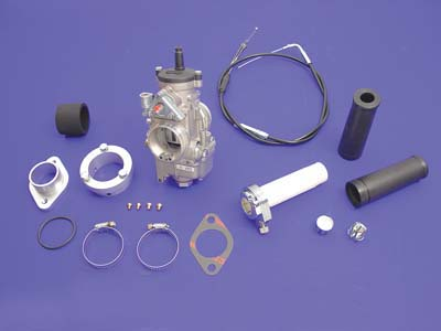 Dell'Orto 40mm Carburetor Kit for 1957-1985 Big Twins & XL