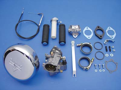 Bendix 1966-1984 FL & FX Big Twins 38mm Carburetor Kit