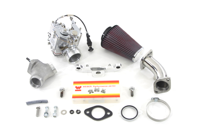 "Weber 88"" Carburetor Kit for 1999-up Big Twin"