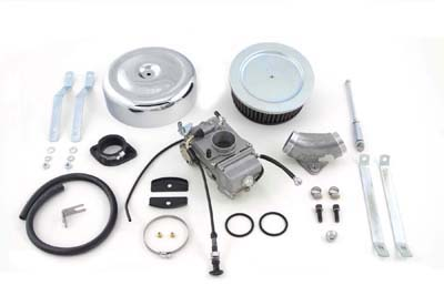 Mikuni Carburetor HSR 42 Easy Kit for XL 1971-1985 Sportster