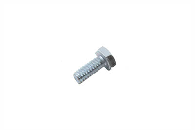 "Hex Cap Bolts Zinc 1/4"" X 2-1/4"" Coarse Thread - 25 Pack"