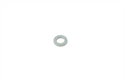 Zinc Flat Washer 1/4 x 7/16 x 1/32 - 25 Pack