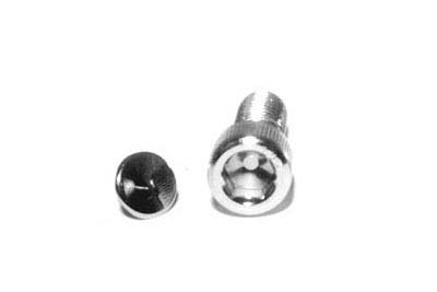 "3/8"" End Caps for Allen Bolts - 100 Pack"