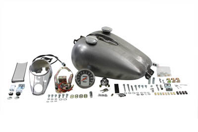 4 Gal. E-Z Bob Gas Tank Kit for 1990-1994 FXD Super Glide