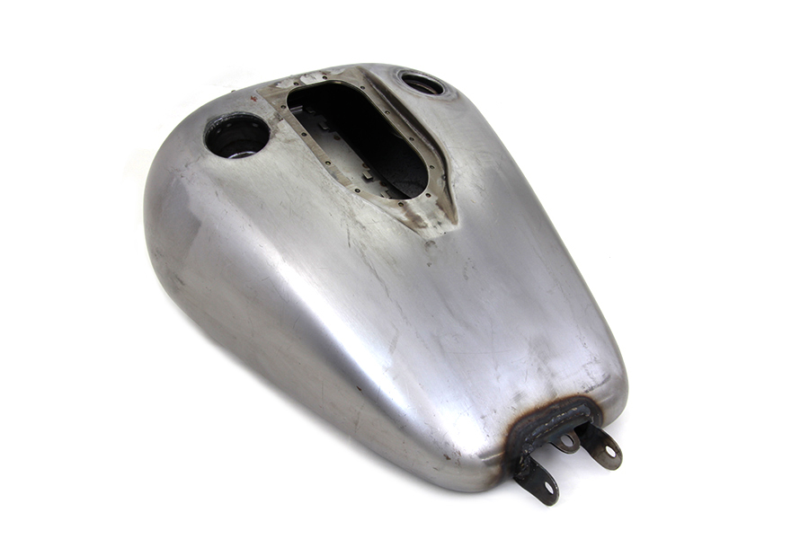 Bobbed 5.1 Gallon Gas Tank for FXD 2010-UP Dyna
