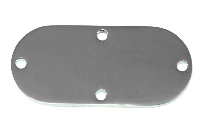 Oval Inspection Cover Chrome for 1991-2006 FXD & Softails