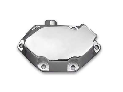 Chrome Clutch Release Cover