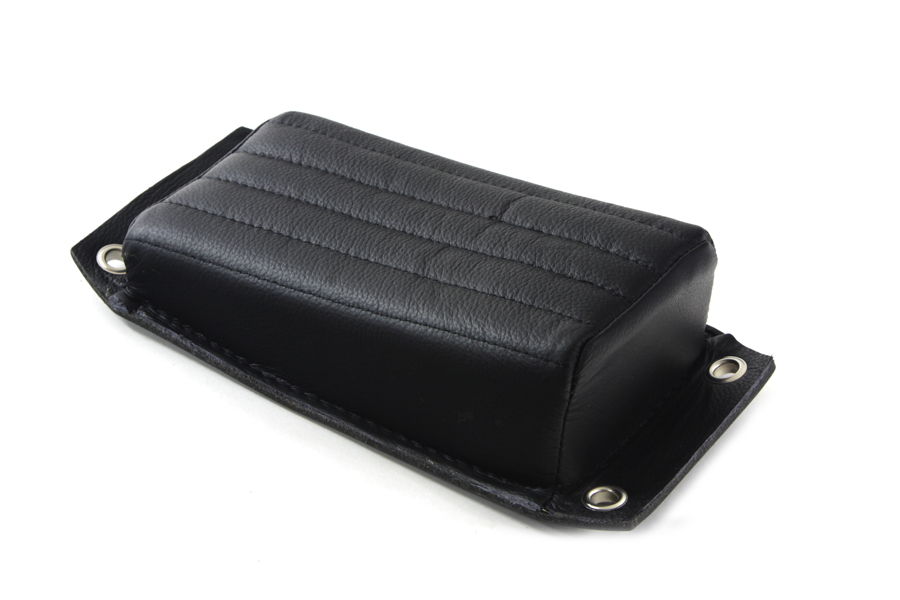 Rear Seat Pad Tuck and Roll for Big Twins & XL Sportsters