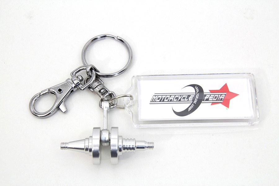 Crankshaft Design Key Chains