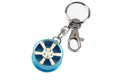 Wheel Design Key Chains