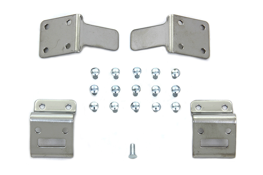 FL & FLT 1969-1992 Saddlebag Hinge Kit