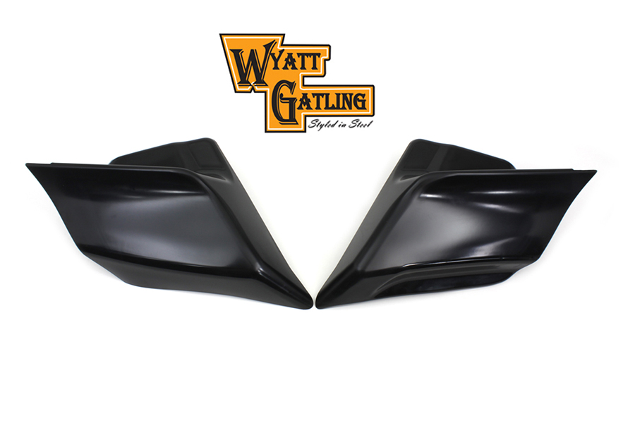 FLT 1997-2009 Touring Contour Side Cover Set