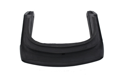 Rubber Bumper Black for 1968-1999 FL-FLT Tour Glide