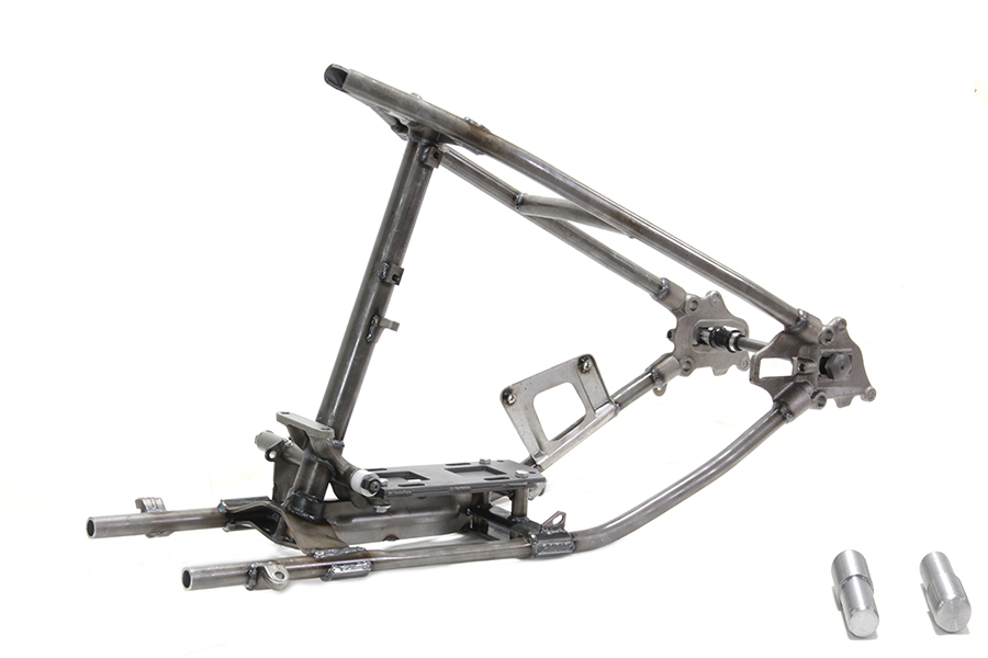 Rigid Hardtail Rear Frame Section for FL 1948-1984