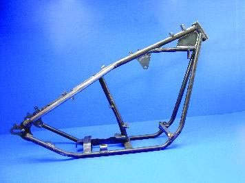 "200 Wide Drive Frame 34 Rake, 4"" Stretch Down"