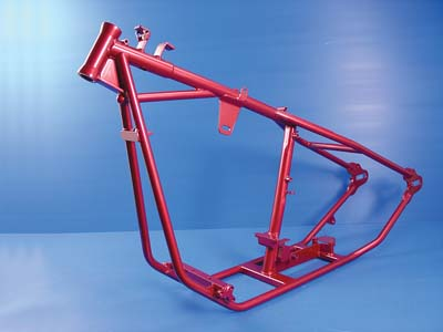 Big Twin Custom Rigid Frame 35 Rake w/ 2-1/4 Stretch