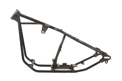 "Custom Big Twins Rigid Frame 35 Rake, 2-1/4"" Stretch"