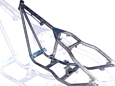 6 Up 4 Out Chopper Frame