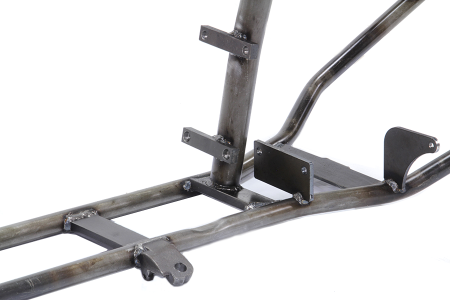 "200 XL Rigid Frame 40 Rake, 3"" Stretch"