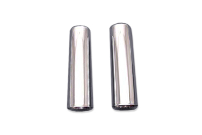 Chrome Shock Spring Cover Set for 1956-66 XL & FL