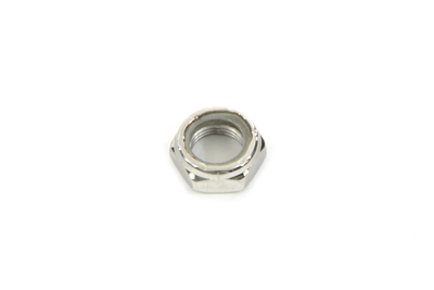 Chrome Nyloc Shock Stud Nut for 1954-1984 Big Twins & XL