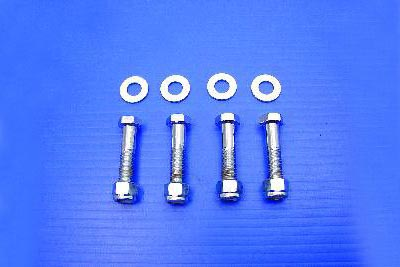 XL 1979-1981 Sportster Shock Stud Kit Chrome