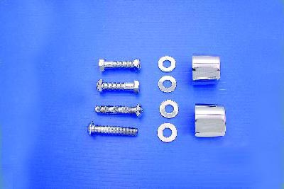 XL 1982-1985 Sportster Shock Stud Kit Chrome